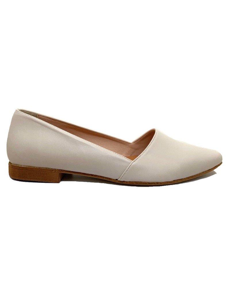 Loafer μπεζ 40/1161 41