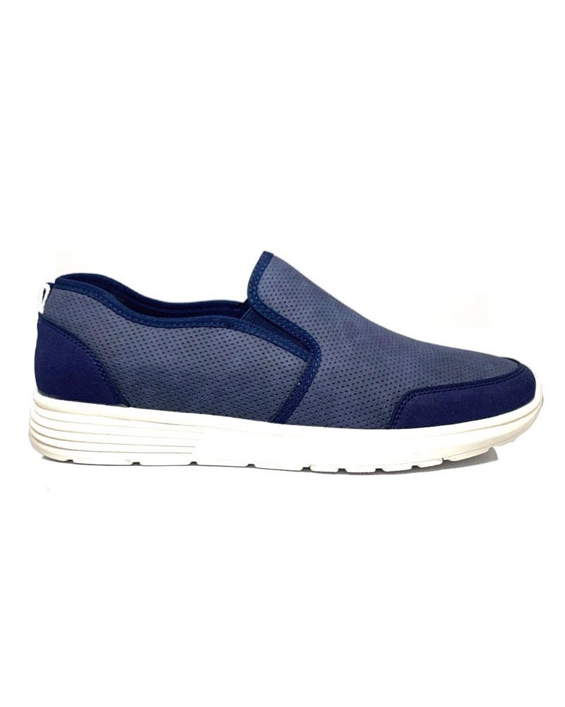 Loafers μπλε 1008/11848 41
