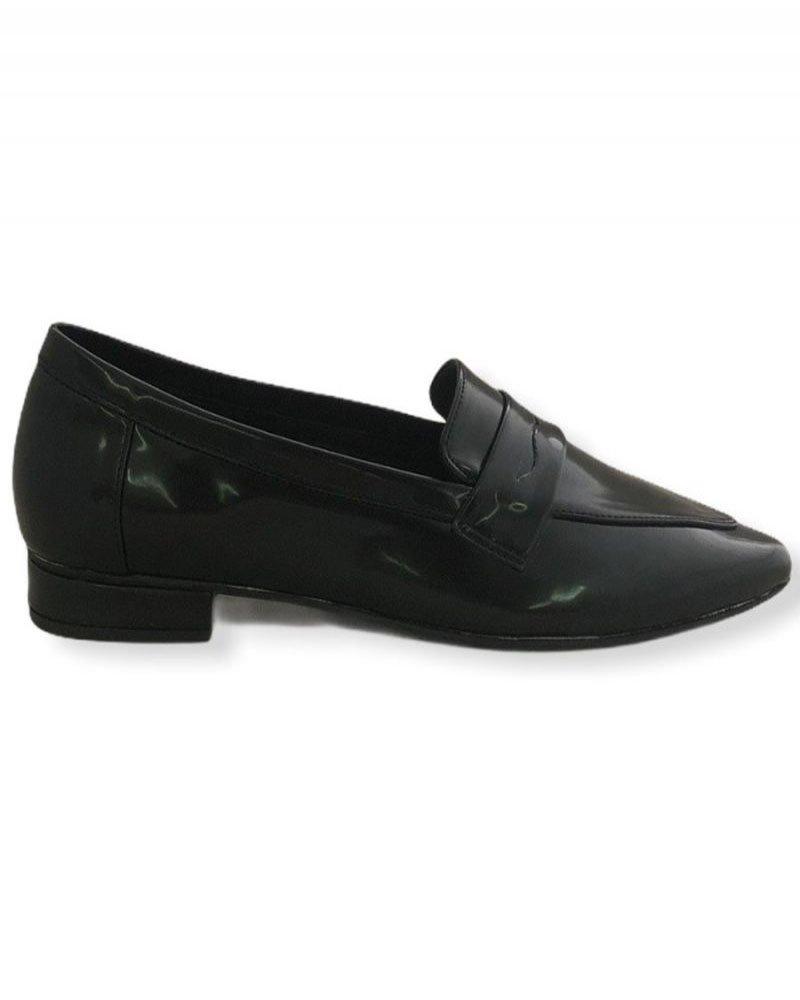 Loafers μαύρο λουστρίνι 40/M2 41